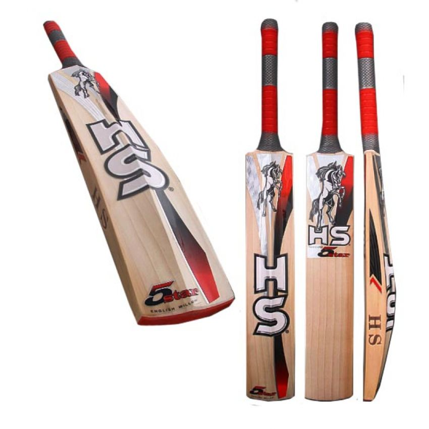 HS 5 Star Cricket Bat