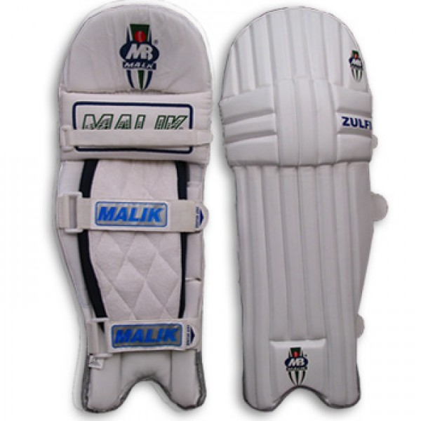 Malik Zulfi Batting Pads