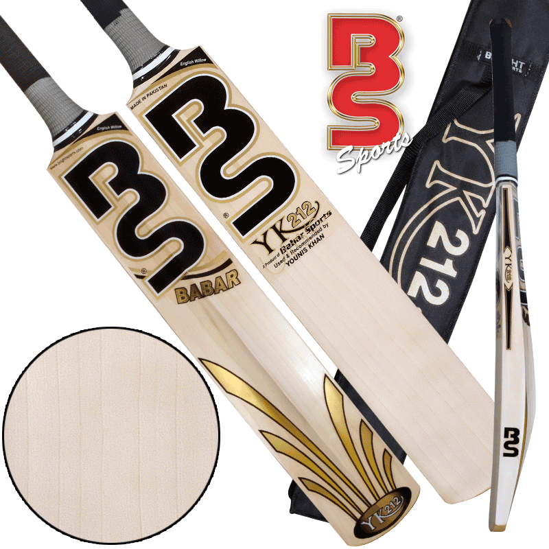 BS Sports BMK YK 212 Cricket Bat