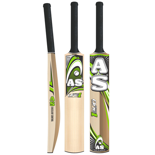 AS One 1. Cricket Bat